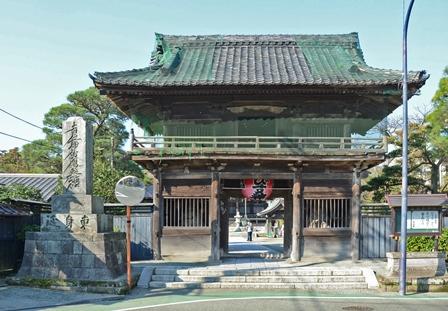 龍の謂れとかたち 本覚寺(鎌倉...